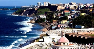 In addition to Puerto Rico's $72 billion in public debt, the U.S. territory owes another $44 billion in unfunded public employee pension benefits. (Photo: istockphoto)