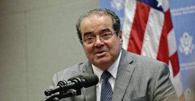 Scalia's revolution led to a generation of law students, lawyers, and judges who interpret the Constitution as it was written; and not how they wish it was written. (Photo: Eric Bridiers/ZUMA Press/Newscom)