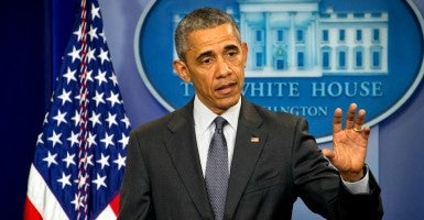 Obama has not really stopped U.S. businesses from migrating abroad. Instead, every U.S. business is a much more inviting takeover target by foreign businesses. (Photo: AdMedia/Newscom)