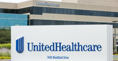 UnitedHealthcare, the nation's largest insurance provider, said last week it's exiting most of the 34 Obamacare exchanges where it sells coverage. That could mean consumers in some counties have only one insurance provider to choose from. (Photo: Kris Tripplaar/Sipa USA/Newscom)