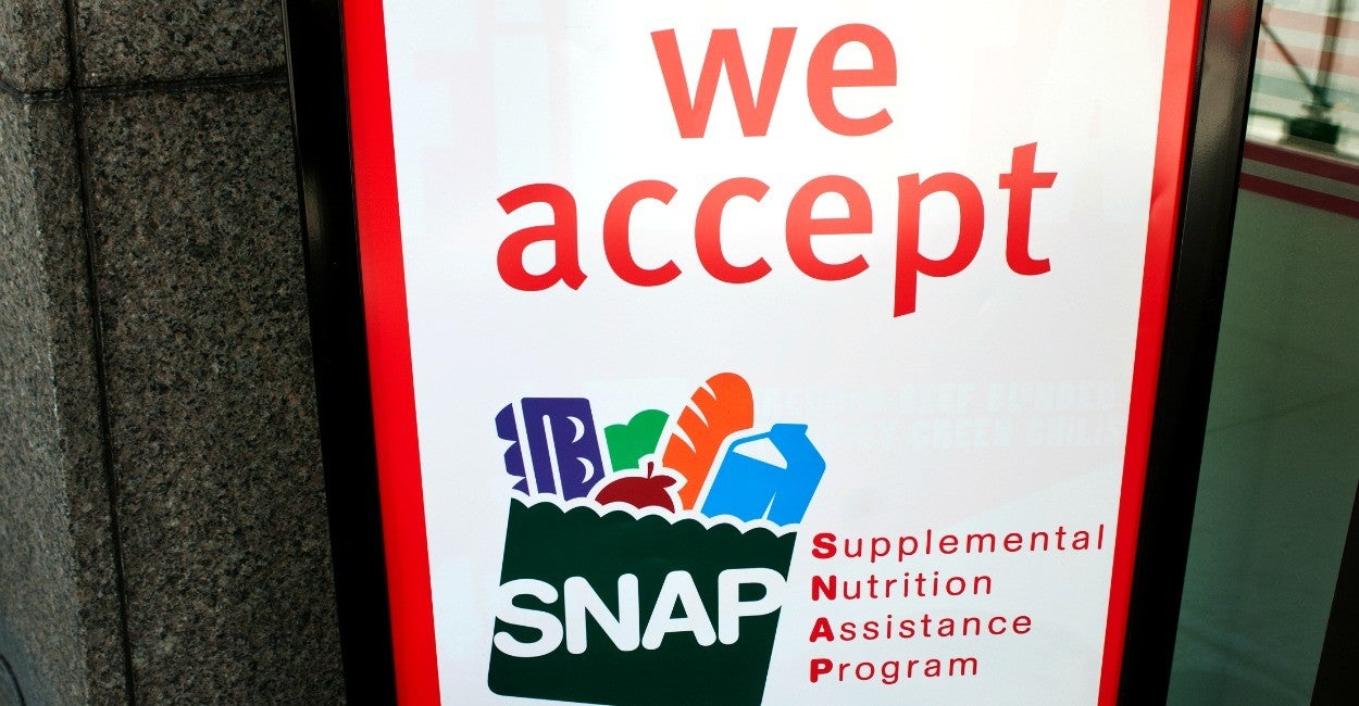 Why should we increase food stamp benefits?