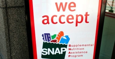 Welfare assistance should be available to those in need. (Photo: Richard B. Levine/Newscom)