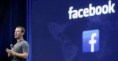 A new report suggests Facebook, where Mark Zuckerberg is chairman and CEO, has been censoring conservative news. (Photo: Robert Galbraith/Reuters/Newscom)