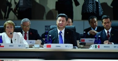 How Xi responds to the Panama Papers could be a good indicator of how he will do with even bigger economic issues. (Photo: Cnine Nouvelle/SIPA/Newscom)
