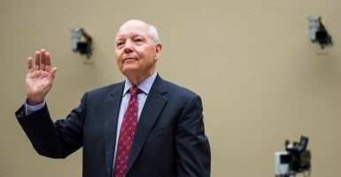 The movement to impeach IRS Commissioner John Koskinen continues to build momentum.  (Photo: Bill Clark/CQ Roll Call/Newscom)