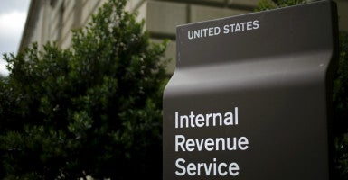 The IRS seized $43 million from people involved in 618 cases from 2007 to 2013 under civil forfeiture. (Photo: Jonathan Ernst/Reuters/Newscom)
