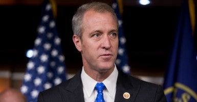 Congress tried to minimize the damage of Rep. Sean Patrick Maloney's amendment with two provisions last night. (Photo: Tom Williams/CQ Roll Call/Newscom)