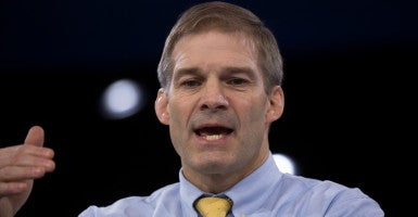 """Welfare programs are meant to be a temporary safety net, but they have become a permanent way of life for millions of Americans,"" Rep. Jim Jordan says. (Photo: Jeff Malet Photography/Newscom)"