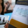 A bill sent to California Gov. Jerry Brown's desk would move the state one step closer to allowing illegal immigrants to purchase health insurance through Covered California, its Obamacare exchange. To do so, the state first needs permission from the federal government. (Photo: Lucy Nicholson /Reuters/Newscom)