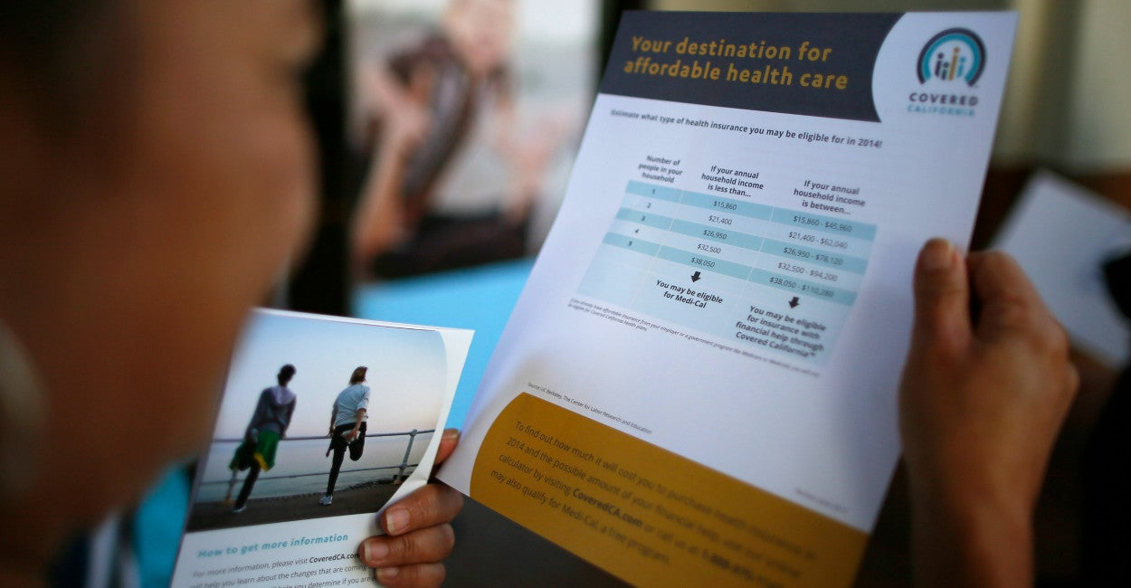 California Could Become The First State To Expand Coverage To Illegal  Immigrants Under Obamacare