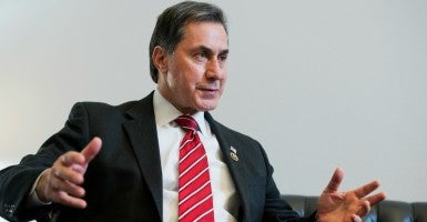 Rep. Gary Palmer, R-Ala., is right to take on the crony capitalists who back the Jones Act.  (Photo: Tom Williams/CQ Roll Call/Newscom)
