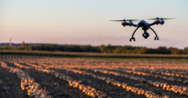 The FAA tried to pull the wool over the eyes of the American people by presenting a false narrative to justify the overregulation of drones. (Photo: iStock Photos)