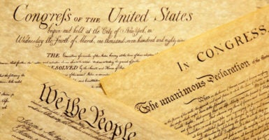 Americans' constitutional rights are not nuisances that the government must accommodate. (Photo: iStock Photos)