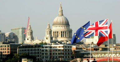 The loss of political and regulatory sovereignty to the EU was a big factor in the pro-Brexit campaign. (Photo: iStock Photos)