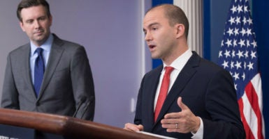 Deputy National Security Advisor For Strategic Communications Ben Rhodes. (Photo: Micael Reynolds/Newscom)