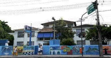 A municipal school in Rio de Janeiro, Brazil. (Photo: Sergio  Morales/Reuters/Newscom)