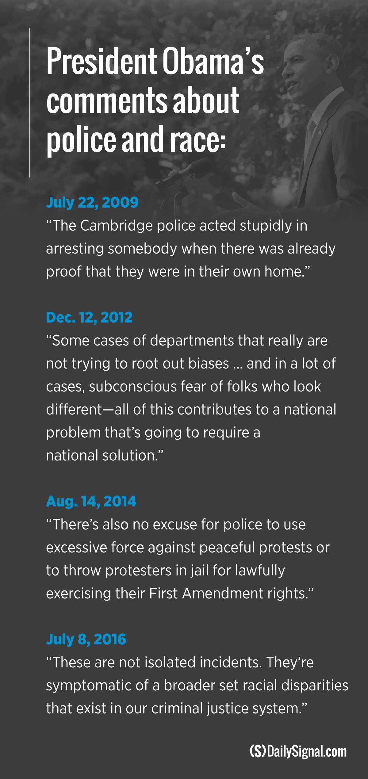 police groups question obama s support 160712 obama comments v2 anti police narrative