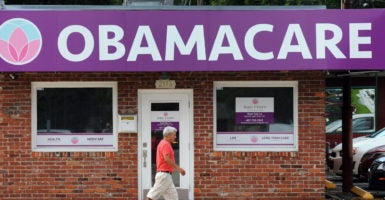 Oregon's Health Co-Op is the 15th co-op started under Obamacare to close its doors. In total, the co-ops that failed over the last two years received more than $1.5 billion in taxpayer-funded loans from the federal government. (Photo: Paul Hennessy/Polaris/Newscom)