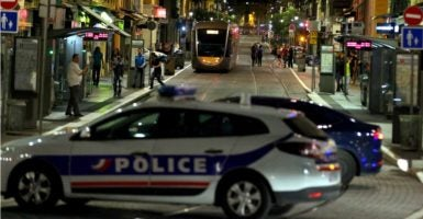 America and the West need a long-term strategy to defeat Islamist terrorism, such as what occurred in Nice, France.  (Photo: PHOTOPQR/Nice Matin/MAXPPP)