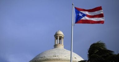 Creditors filed suit against the Commonwealth of Puerto Rico in San Juan's United States District Court to ensure the territory pays its debt. (Photo: Ricardo Arduengo/ZUMA Press/Newscom)