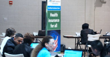 Since the start of Obamacare's first open enrollment period in the fall of 2013, 16 of 23 co-ops that launched with funding from the federal government have closed. The remaining seven face an uphill battle to survive, health policy experts warn. (Photo: Paul Hennessy/Polaris/Newscom)