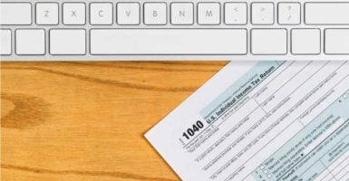 Billions of dollars are wasted on tax compliance every year. (Photo: Ingram Publishing /Newscom)