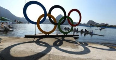 The World Anti-Doping Agency found that Russia operated a state-sponsored doping operation for athletes in past Olympic games. (Photo: Murad Sezer/Reuters/Newscom)