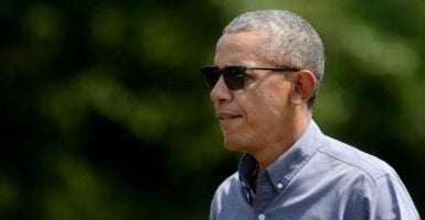 Instead of accepting the will of Congress, Obama has chosen to raise the death tax on his own. (Photo: Polaris/Newscom)