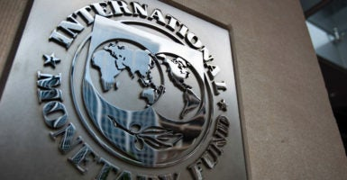 The International Monetary Fund recently downgraded its prediction of global economic growth to just 3.2 percent this year, down from roughly half from a decade ago. (Photo: Jim Lo Scalzo /EPA/Newscom)