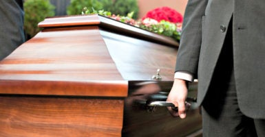 When it comes to issues of sexual morality and identity, the Obama administration's rule is that sexual autonomy always must win over religious liberty, even at funerals and gravesites. (Photo: iStock Photos)