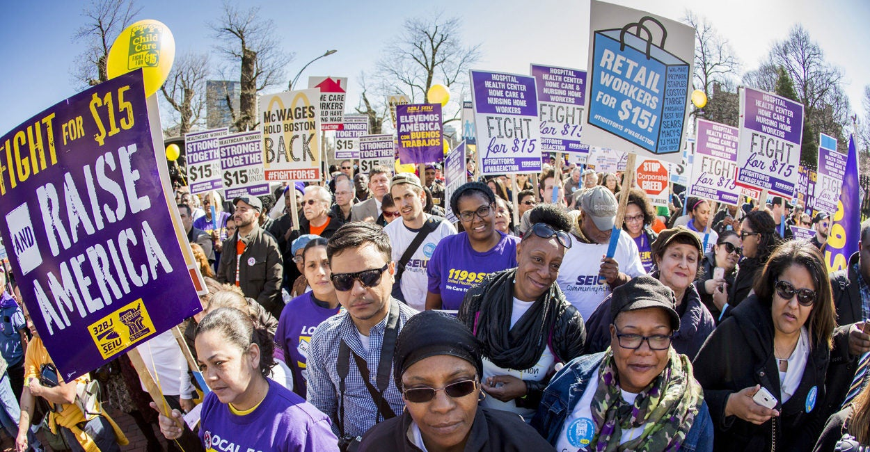 how many jobs states could lose 15 minimum wage labor unions and fast food workers have pushed for a 15 an hour minimum wage protesting in cities nationwide however a new study found that a 15 an