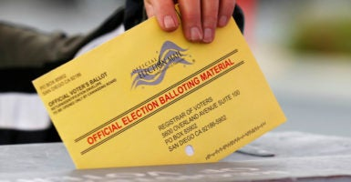 Wisconsin's voter ID law will remain in place for the November election because a district court judge stayed his earlier ruling against the law on Aug. 11. (Photo: Mike Blake /Reuters/Newscom)
