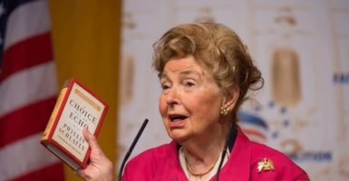 "Phyllis Schlafly's 1964 book, ""A Choice Not an Echo,"" had a lasting effect on American politics. (Photo: Jeff Malet Photography)"