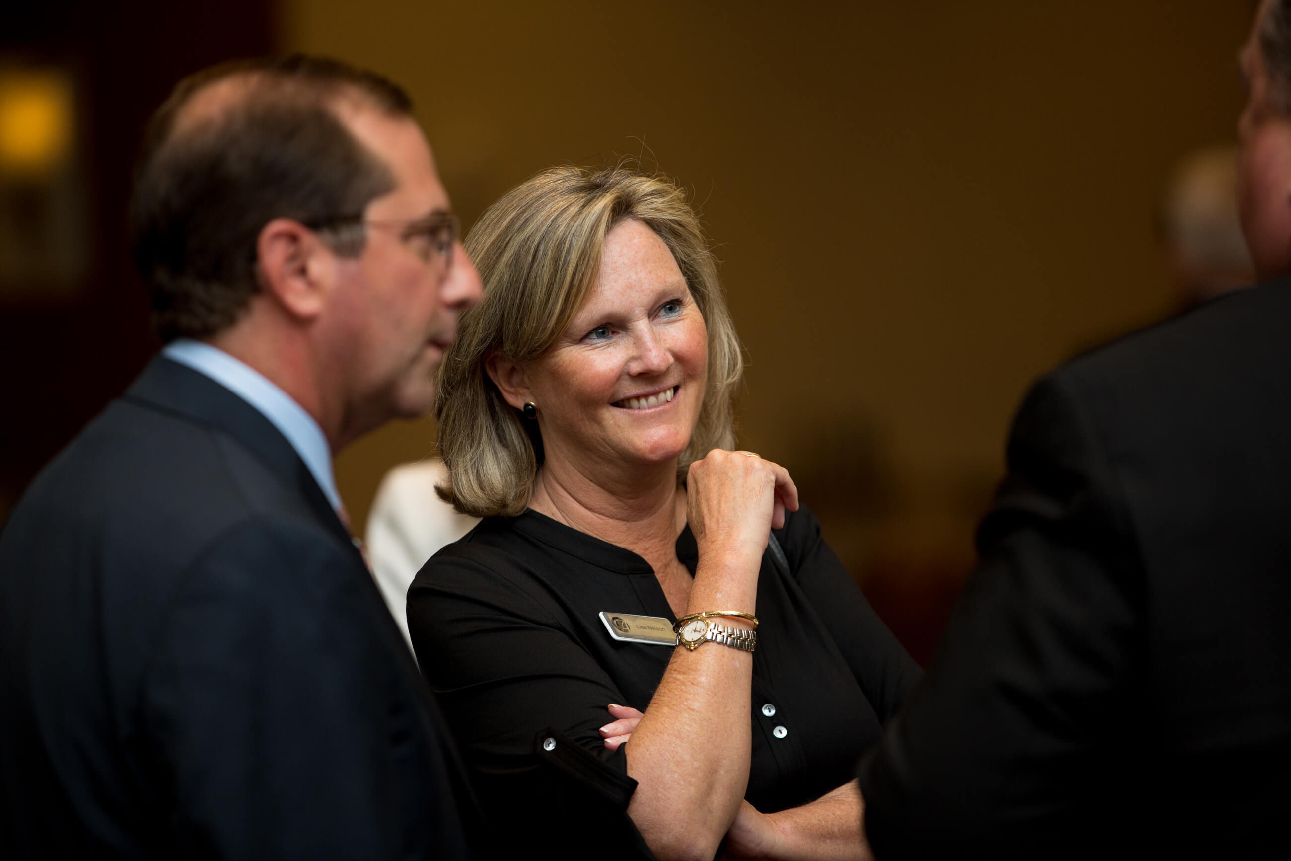 Lisa Nelson, CEO of ALEC, said she served as the catalyst for changes the organization made to become more transparent. (Photo: ALEC)