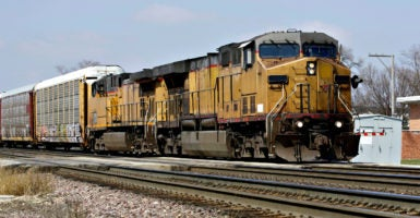 Nearly twice as much freight can be moved on the rails today, compared to 35 years ago, for roughly the same cost. Proposed federal rules would change that. (Photo: iStock Photos)