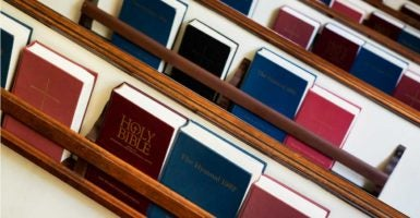 Students are encouraged to bring their Bible to school on Oct. 6. (Photo: John Greim/John Greim Photography/Newscom)