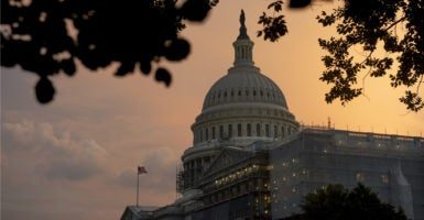 Insurance companies filed lawsuits against the Obama administration over Obamacare's risk corridor program. Republicans fear the Justice Department will settle with insurers, paying them billions from the Judgment Fund. (Photo: Tom Williams/CQ Roll Call/Newscom)