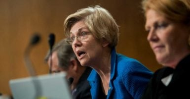 Sen. Elizabeth Warren, D-Mass., has been one of the Consumer Financial Protection Bureau's primary champions. (Photo: Bill Clark/CQ Roll Call/Newscom)