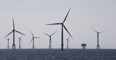 Offshore wind is so pricey that early investors in it, like Germany, plan to stop building new turbines to lower the costs of electricity and prop up its ailing power grid. (Photo: iStock Photos)