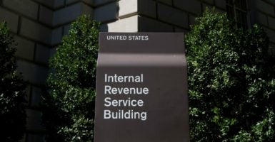 "As a result of the IRS inappropriately targeting conservative organizations because of their ""disfavored viewpoints,"" they were subjected to long delays, investigations, and intrusive and unjustified interrogations about their opinions, views, members, and practices. (Photo: Bill Clark/CQ Roll Call/Newscom)"