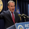 State AGs like New York's Eric Schneiderman are trying to criminalize scientific dissent and punish heretics who question the validity of this unproven theory. (Photo: Stephanie Keith/Reuters/Newscom)