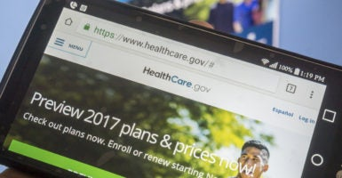 Premiums under Obamacare are expected to go up an average of 25 percent in 2017 in the 39 states that provide insurance under the federal marketplace. In addition, the pool of insurers will shrink, with some states offering only one option. (Photo: Richard B. Levine/Newscom)