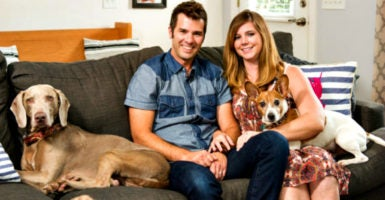 Nashville law prohibited singer-songwriter P.J. Anderson and his wife Rachel from renting out their home while they traveled. (Photo courtesy Beacon Center of Tennessee)