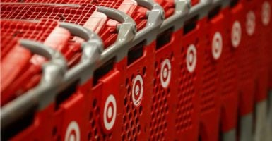 A website advocating a boycott of Target was shut down. (Photo: Kamil Krzaczynski/Reuters /Newscom)