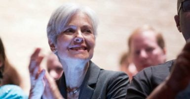 Green Party candidate Jill Stein filed a request for a hand recount of Michigan's presidential election ballots. (Photo: Bob Daemmrich /Polaris/Newscom)