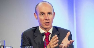 British politician Daniel Hannan says President Barack Obama's foreign policy has failed to achieve its lofty goals. (Photo: Niklas Halle''N/ZUMA Press /Newscom)