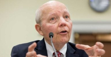 The House opted to delay an impeachment vote for IRS Commissioner John Koskinen on Tuesday. (Photo: Michael Reynolds/EPA/Newscom)