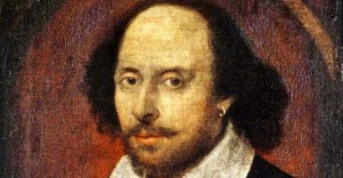 William Shakespeare was an English playwright widely regarded as the greatest writer in the English language. (Photo: Pictures From History/Newscom)
