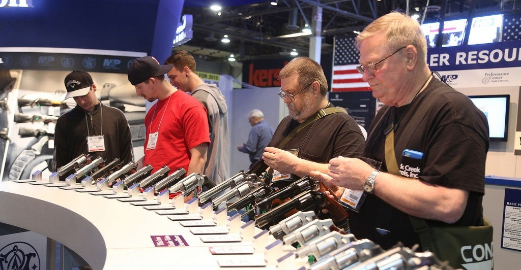 Photo: Courtesy Michael Bazinet/SHOT Show