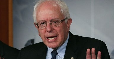 Sen. Bernie Sanders And Brad Sherman Announces Legislation To Break Up Big Banks